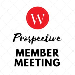 Prospective Member Meeting
